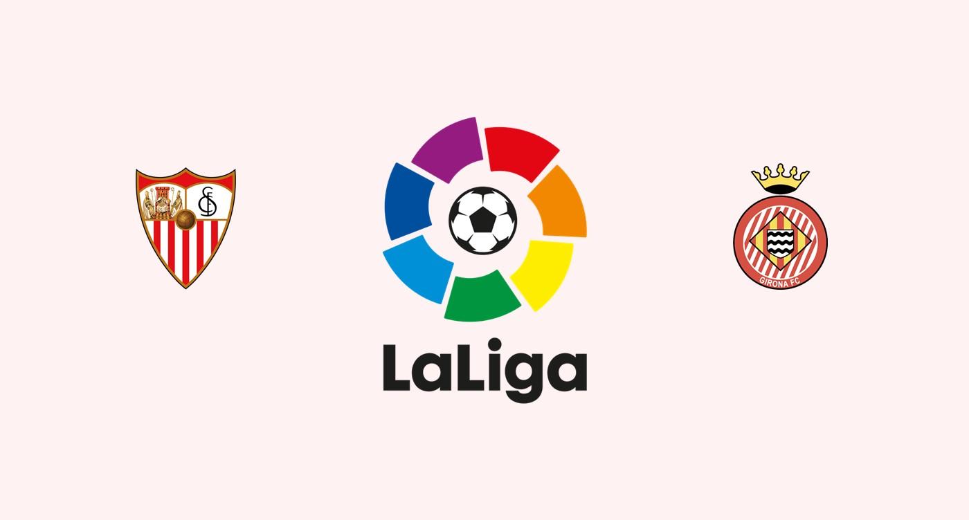 Sevilla v Girona
