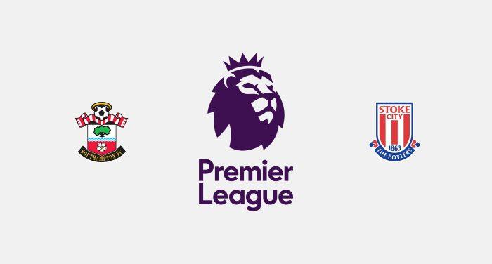 Southampton v Stoke City Previa, Predicciones y Pronóstico