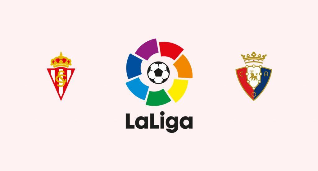 Sporting Gijón v Osasuna Previa, Predicciones y Pronóstico