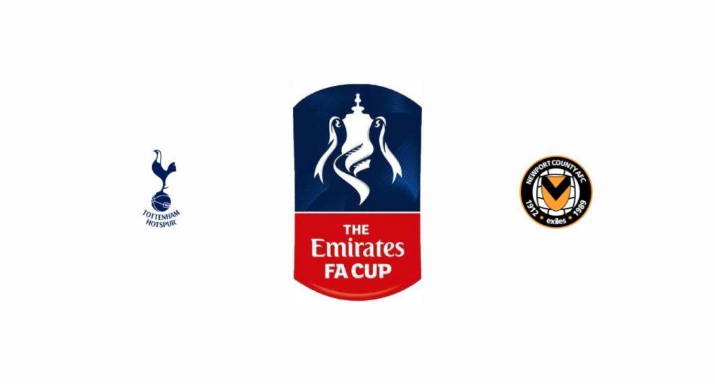 Tottenham v Newport County Previa, Predicciones y Pronóstico
