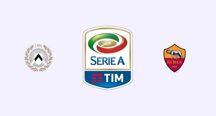 Udinese v Roma Previa, Predicciones y Pronóstico