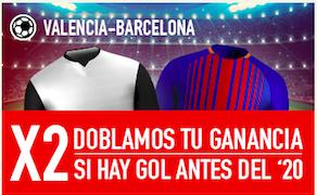 Valencia v Barcelona