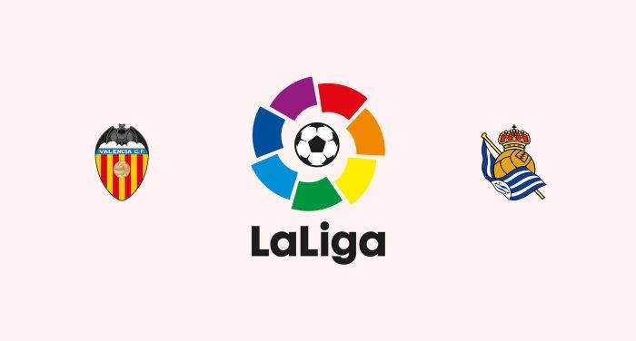 Valencia v Real Sociedad Previa, Predicciones y Pronóstico 23-02-2018