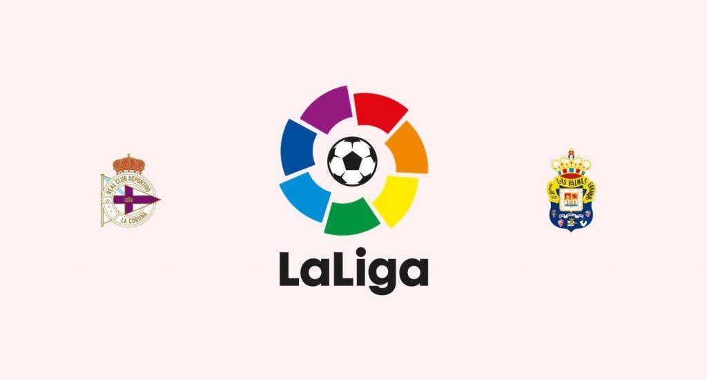 Deportivo de la Coruña v Las Palmas Previa, Predicciones y Pronóstico