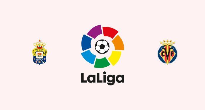 Las Palmas v Villarreal Previa, Predicciones y Pronóstico