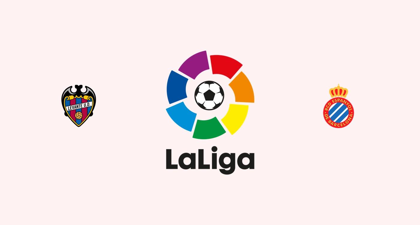 Levante v Espanyol