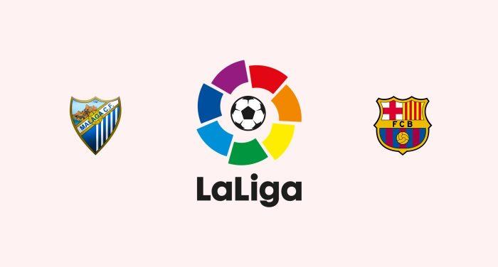 Málaga v Barcelona Previa, Predicciones y Pronósticos