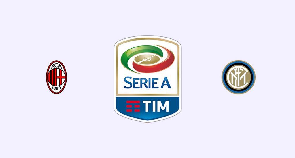 Milan v Inter Milan previa, Predicciones y Pronóstico