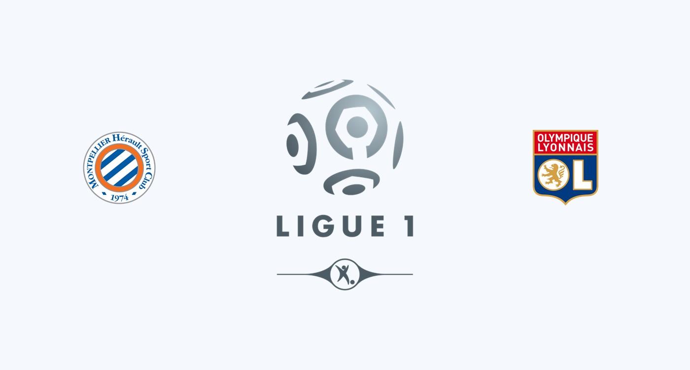 Montpellier v Olympique Lyon