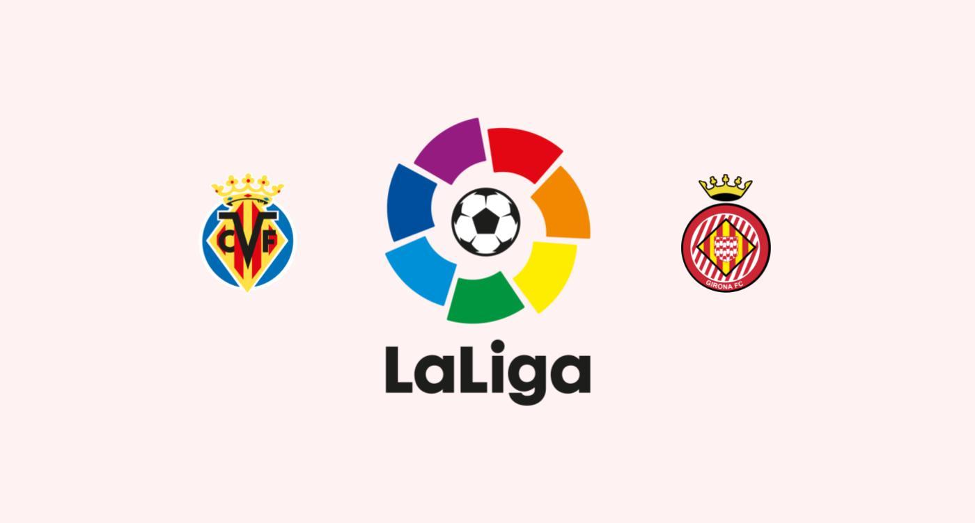 Villarreal v Girona