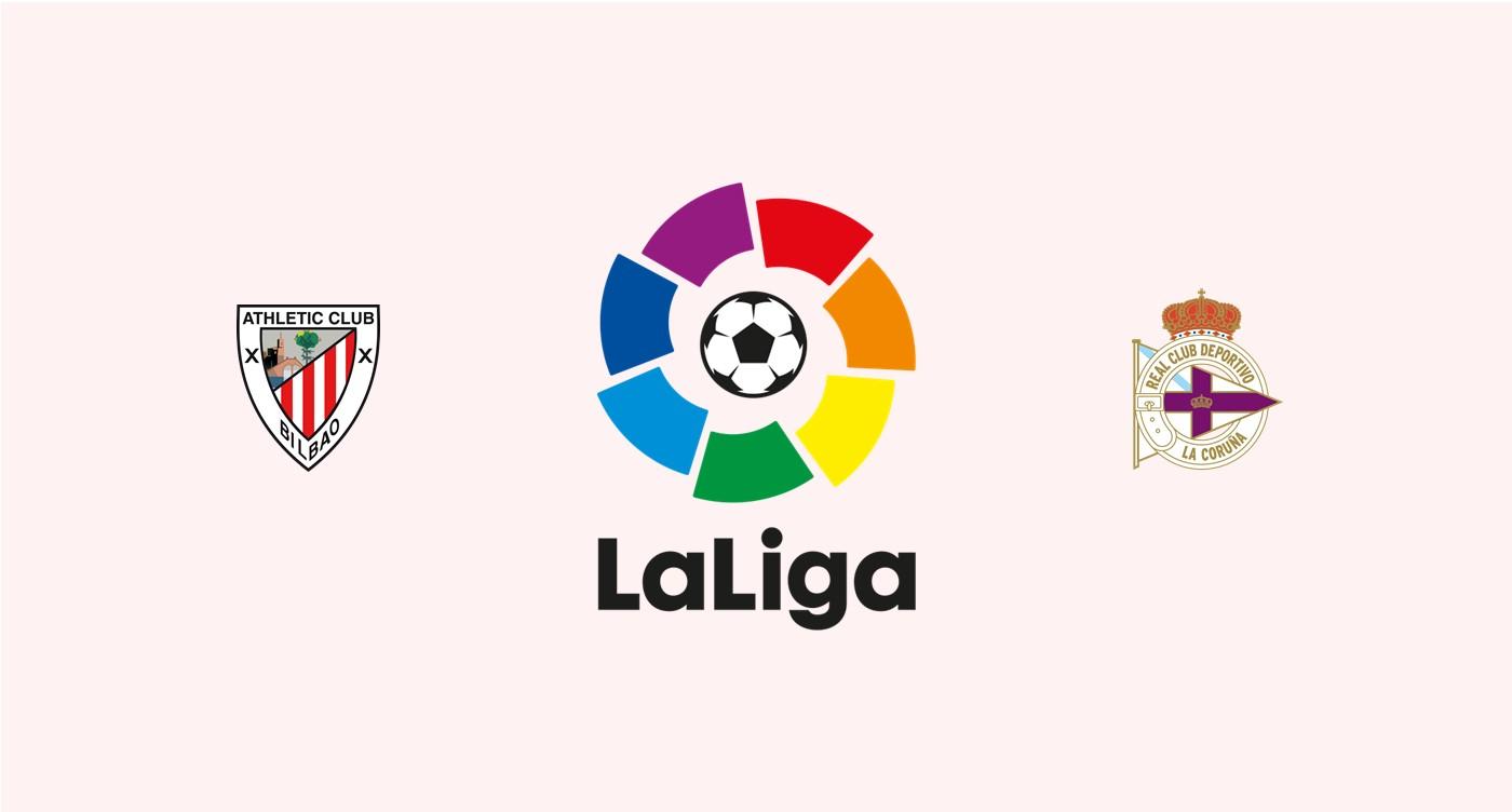 Athletic Club v Deportivo La Coruña