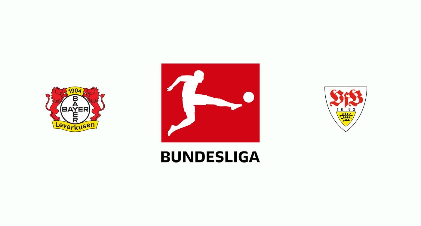 Bayer Leverkusen v Stuttgart