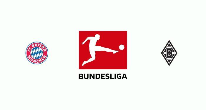 Bayern Múnich vs Borussia Monchengladbach Previa, Predicciones y Pronóstico 10/04/2018