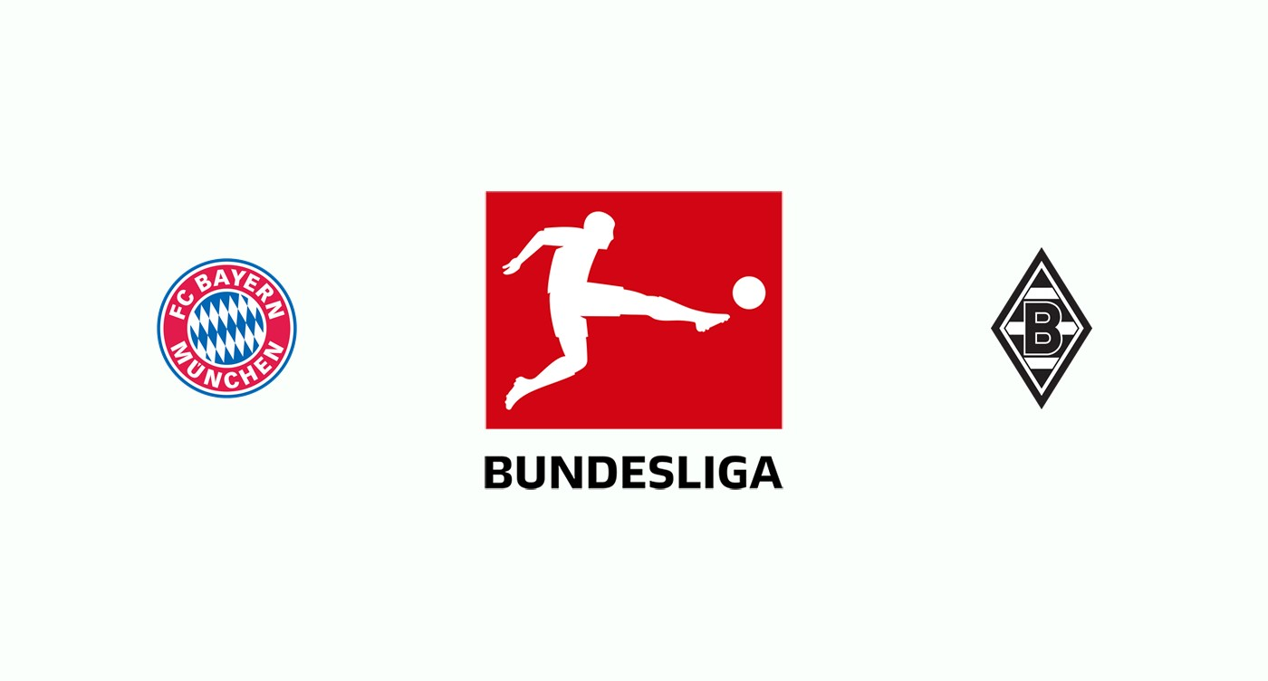 Bayern Múnich v Borussia Monchengladbach