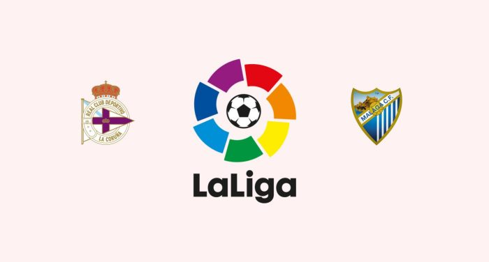 Deportivo La Coruña v Málaga Previa, Predicciones y Pronóstico 02-04-2018