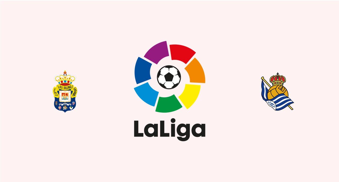 Las Palmas v Real Sociedad