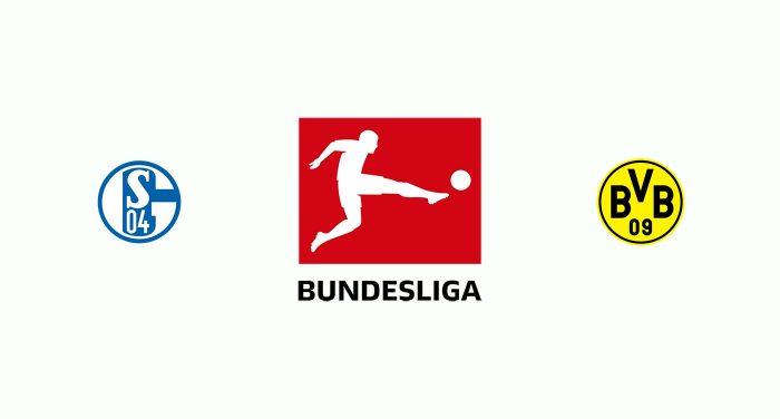 Schalke 04 v Borussia Dortmund Previa, Predicciones y Pronóstico 05-12-2018