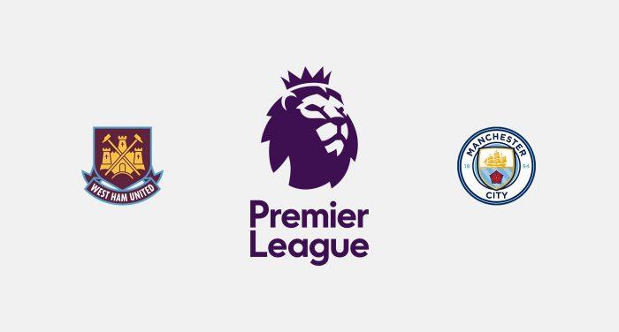 West Ham v Manchester City Previa, Predicciones y Pronóstico 25-04-2018