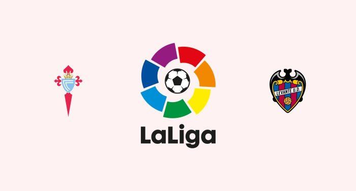 Celta Vigo vs Levante Previa, Predicciones y Pronóstico 15/05/2018