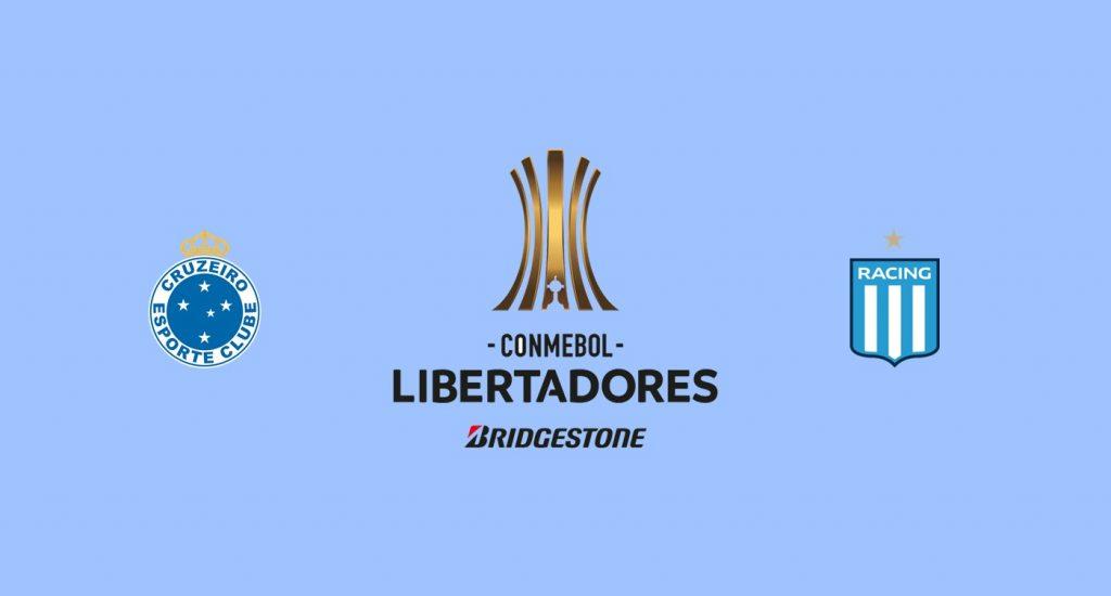 Cruzeiro v Racing Club Previa, Predicciones y Pronóstico