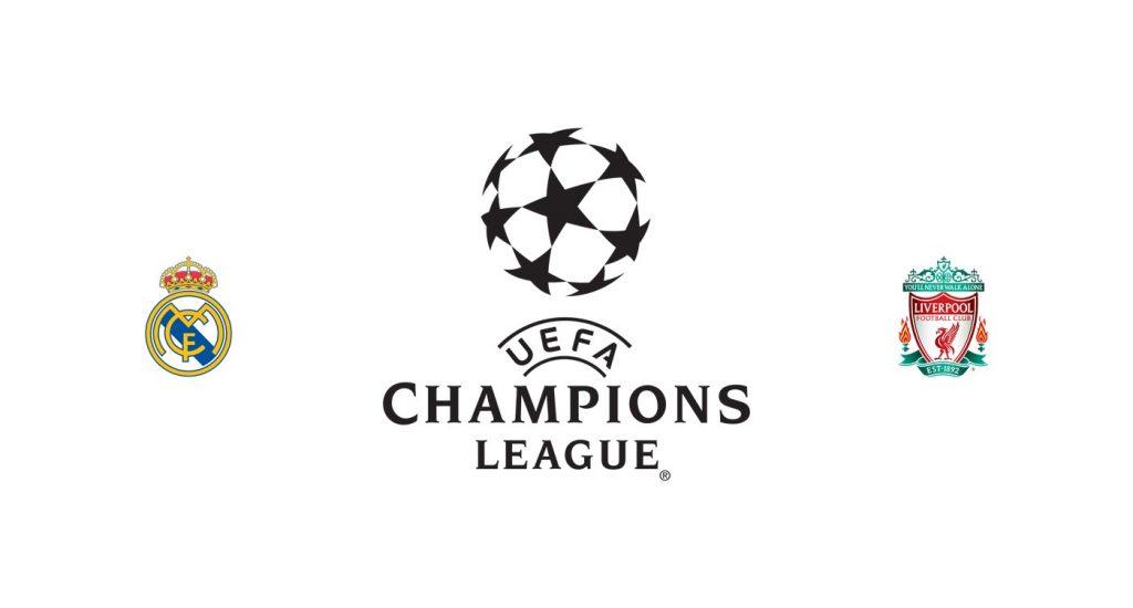 Real Madrid vs Liverpool Previa, Predicciones y Pronóstico