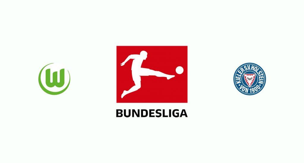 Wolfsburgo v Holstein Kiel Previa, Predicciones y Pronóstico