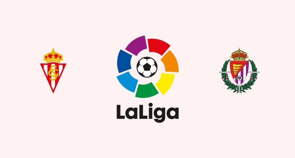 Sporting Gijón v Valladolid Previa, Predicciones y Pronóstico