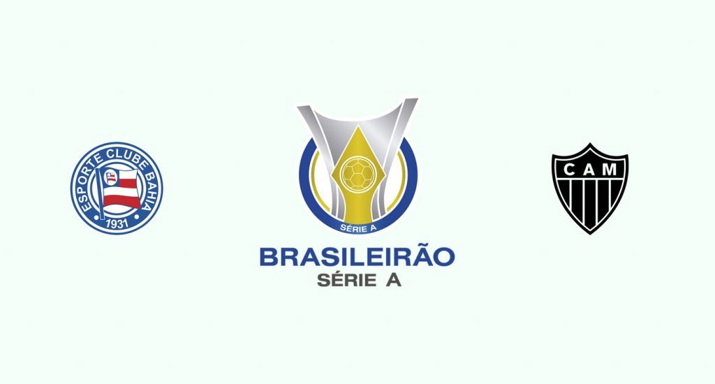 Bahia v Atlético Mineiro Previa, Predicciones y Pronóstico