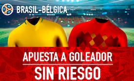 Brasil v Bélgica devolución Sportium