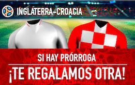 Croacia v Ibglaterra devolucion Sportium