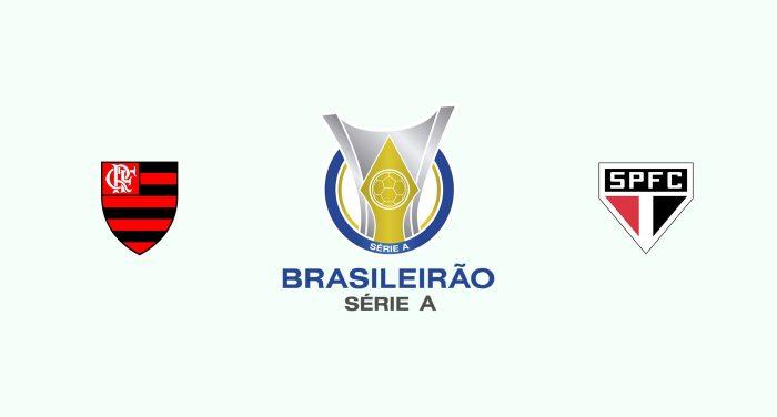Flamengo v Sao Paulo Previa, Predicciones y Pronóstico