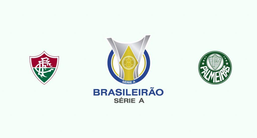 Fluminense v Palmeiras Previa, Predicciones y Pronóstico