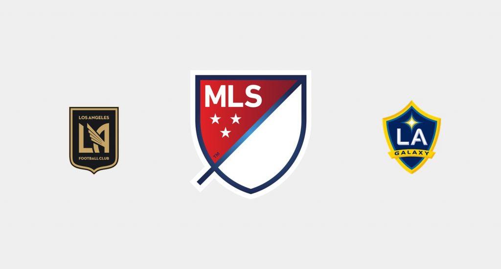 Los Ángeles FC v Los Ángeles Galaxy Previa, Predicciones y Pronóstico