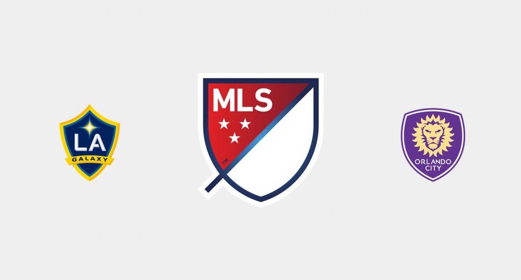Los Ángeles Galaxy v Orlando City Previa, Predicciones y Pronóstico