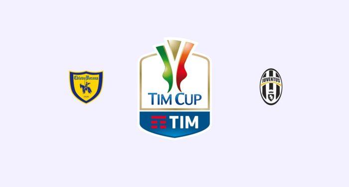 Chievo v Juventus previa, Predicciones y Pronóstico