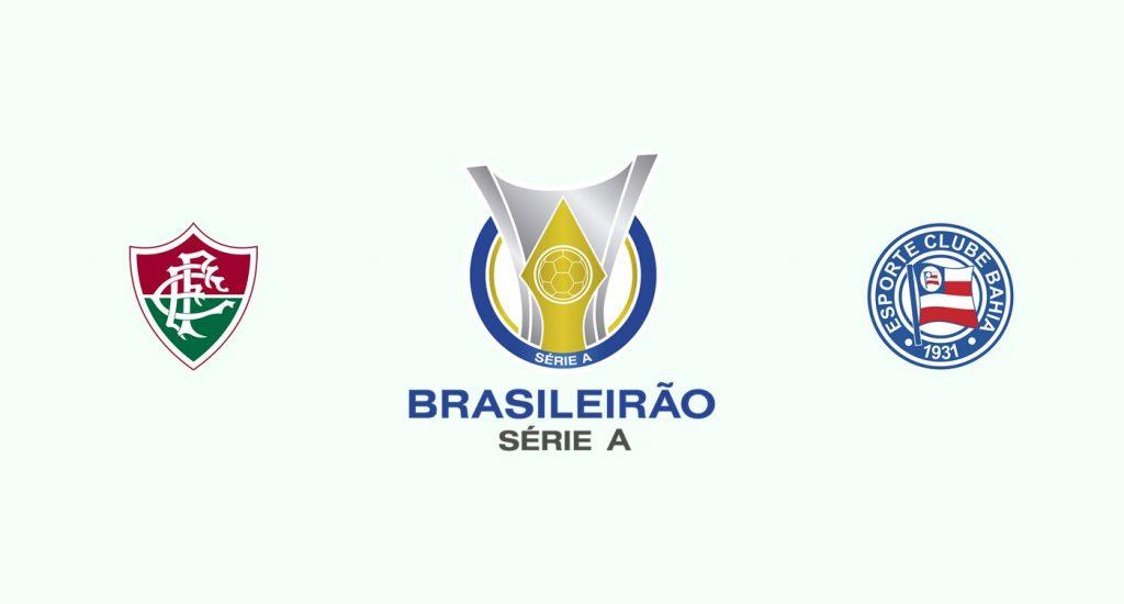 Fluminense v Bahia Previa, Predicciones y Pronóstico