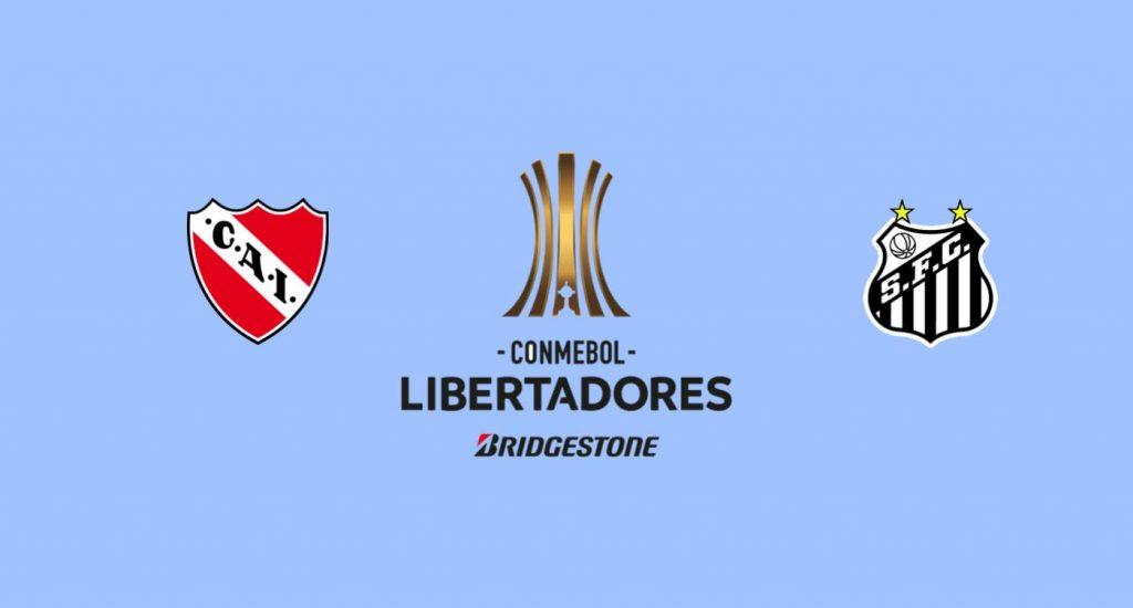 Independiente v Santos Previa, Predicciones y Pronóstico
