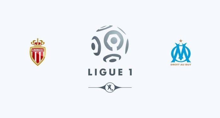 Mónaco v Olympique Marsella Previa, Predicciones y Pronóstico 31-08-2018