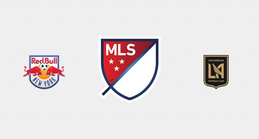 New York Red Bull v Los Ángeles FC Previa, Predicciones y Pronóstico