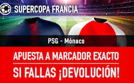 PSG v Mónaco