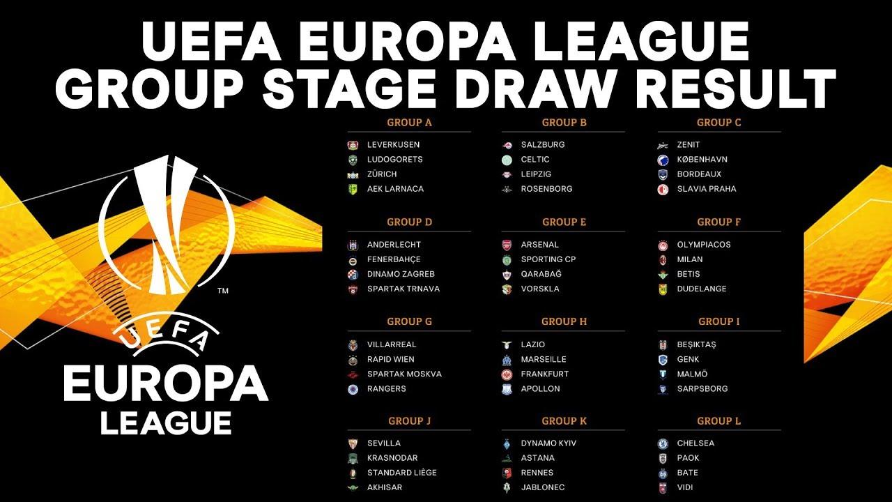 Apuestas Europa League 2018-2019