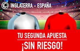 Inglaterra v España