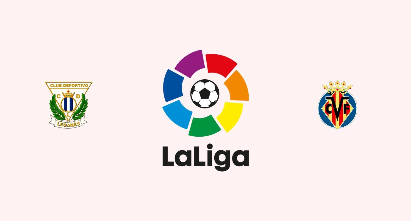 Leganés v Villarreal