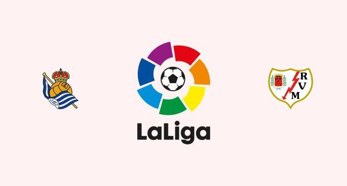 Real Sociedad v Rayo Vallecano Previa, Predicciones y ...