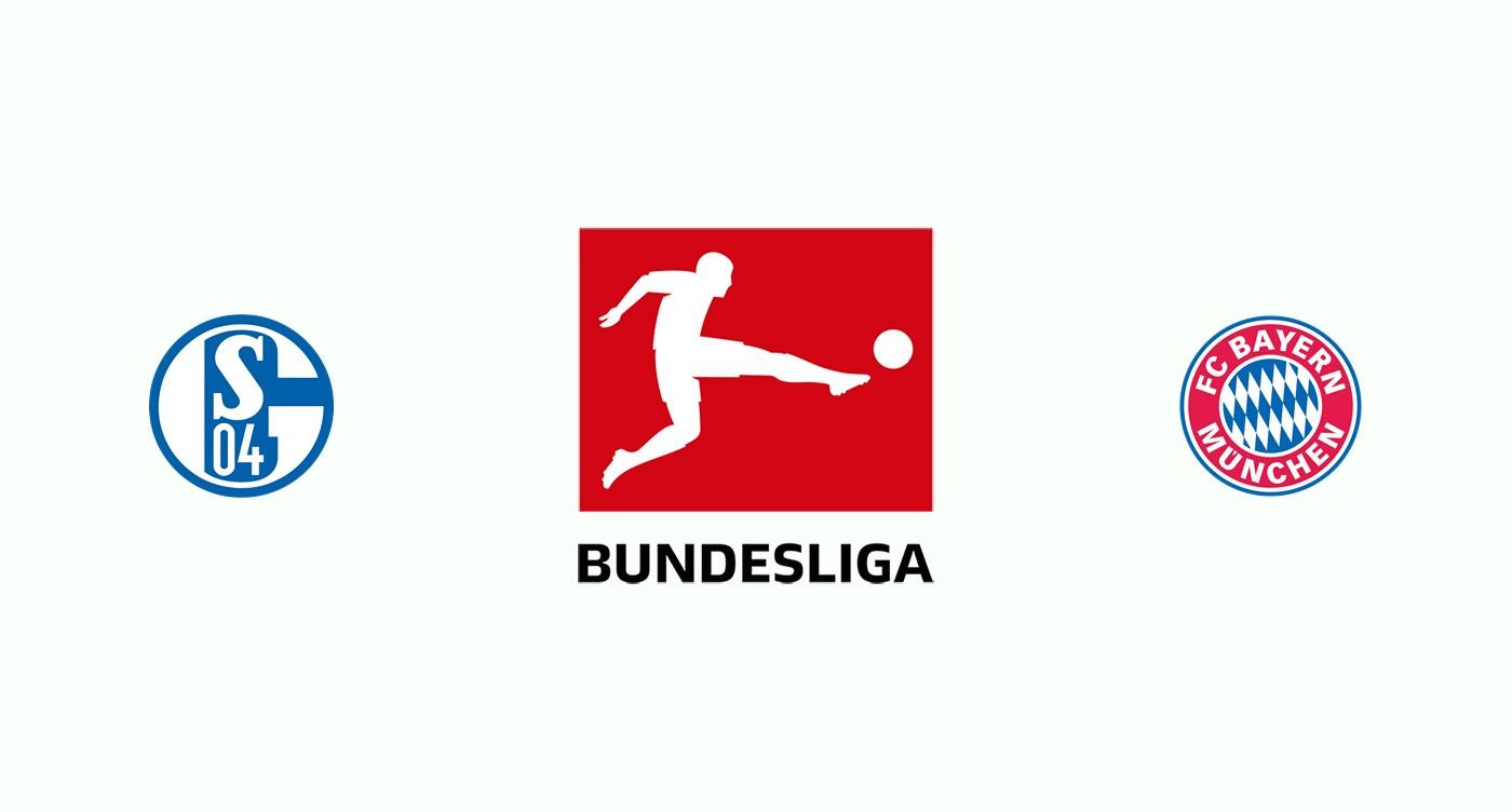 Schalke 04 v Bayern Múnich