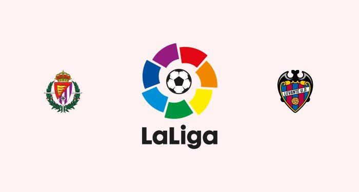Valladolid v Levante Previa, Predicciones y Pronóstico 27-09-2018