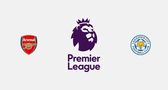 Arsenal v Leicester City previa, Predicciones y Pronóstico 22-10-2018