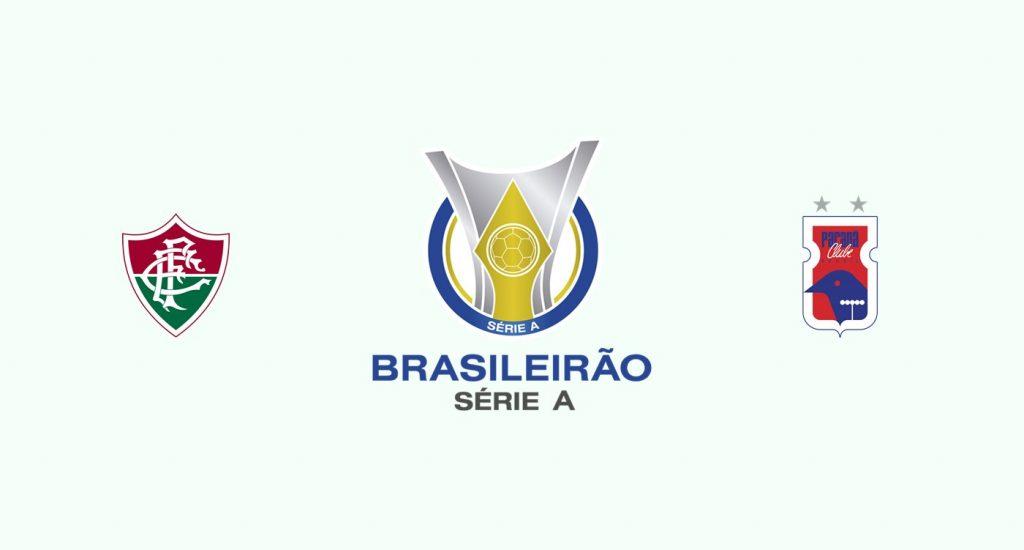Fluminense v Paraná Previa, Predicciones y Pronóstico