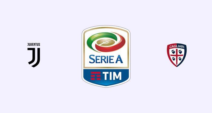 Juventus v Cagliari Previa, Predicciones y Pronóstico