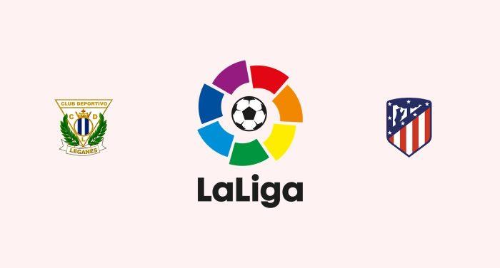 Leganés v Atlético Madrid Previa, Predicciones y Pronóstico 30-10-2018